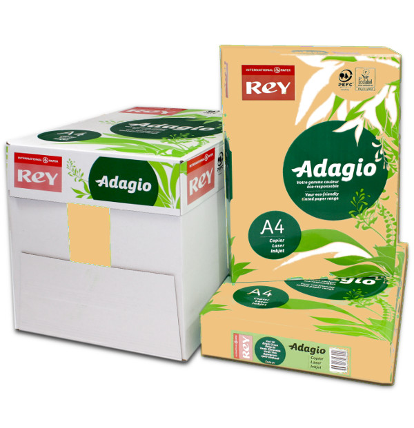 Adagio A4 Cinnamon Buff Box Ream