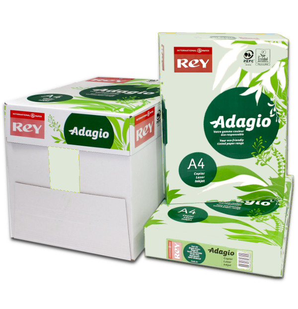 Adagio A4 Green Box Ream