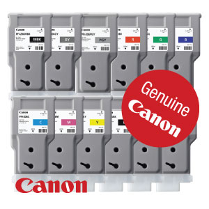 Genuine Canon PFI-206 from WL Coller
