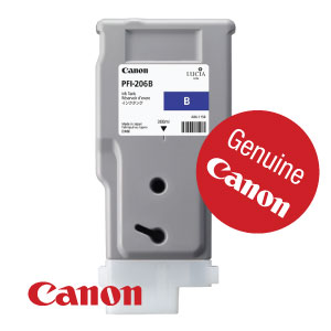 Genuine Canon PFI-206B from WL Coller