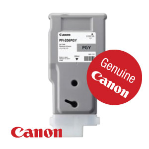 Genuine Canon PFI-206PGY from WL Coller