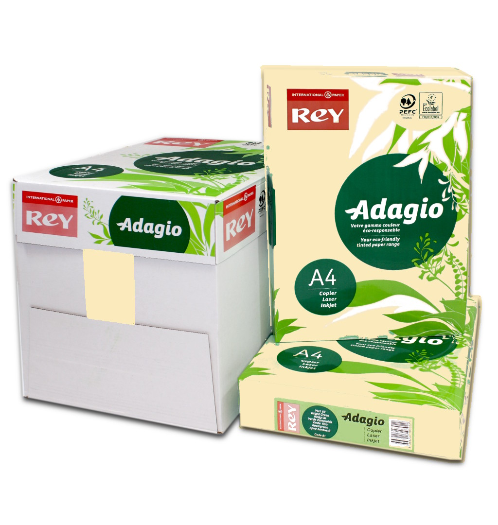 Adagio A4 Sand Card 160gsm CR160A4ADSA Box