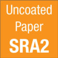 SRA2 Uncoated White Board