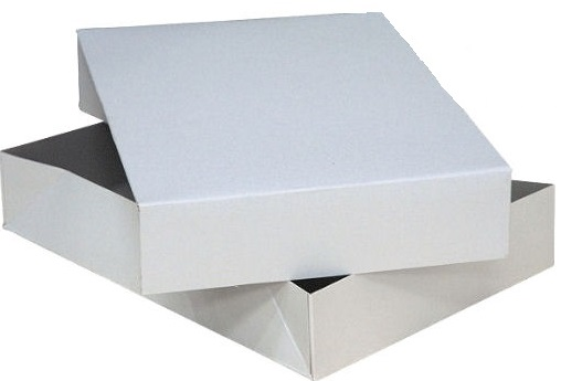 White Ream Boxes