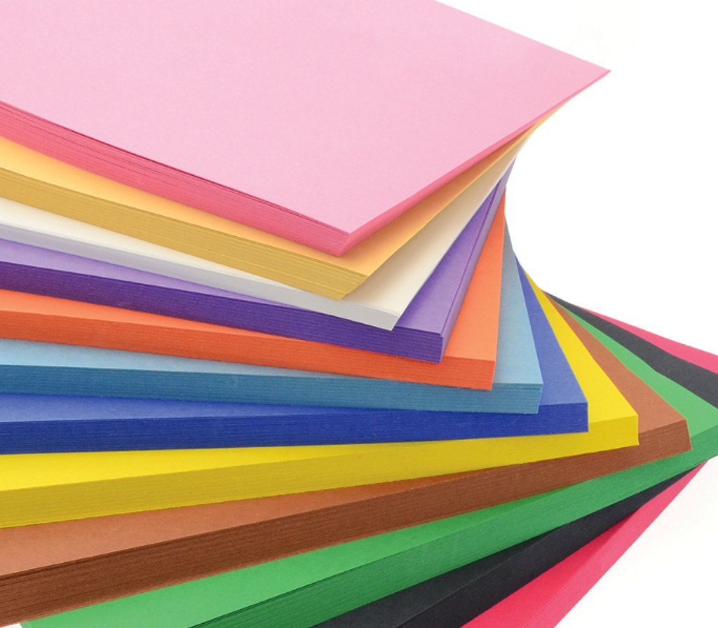 Sugar Paper 12 Colours