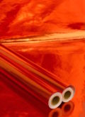 Red Copper Wrapping Paper