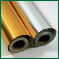 Silver & Gold Wrapping Paper