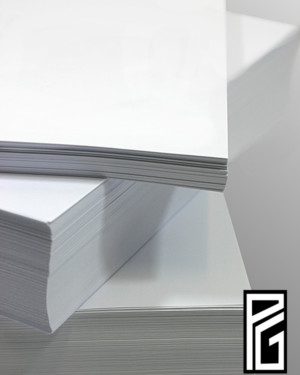 Petersgate Extra Smooth White Card