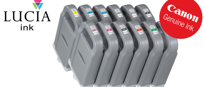 Canon PFI 706 Ink Cartridges