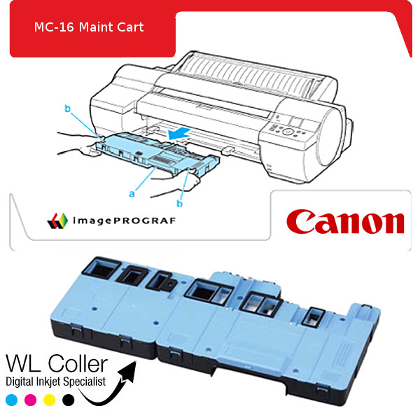 Canon MC-16 Maintenance Cartridge