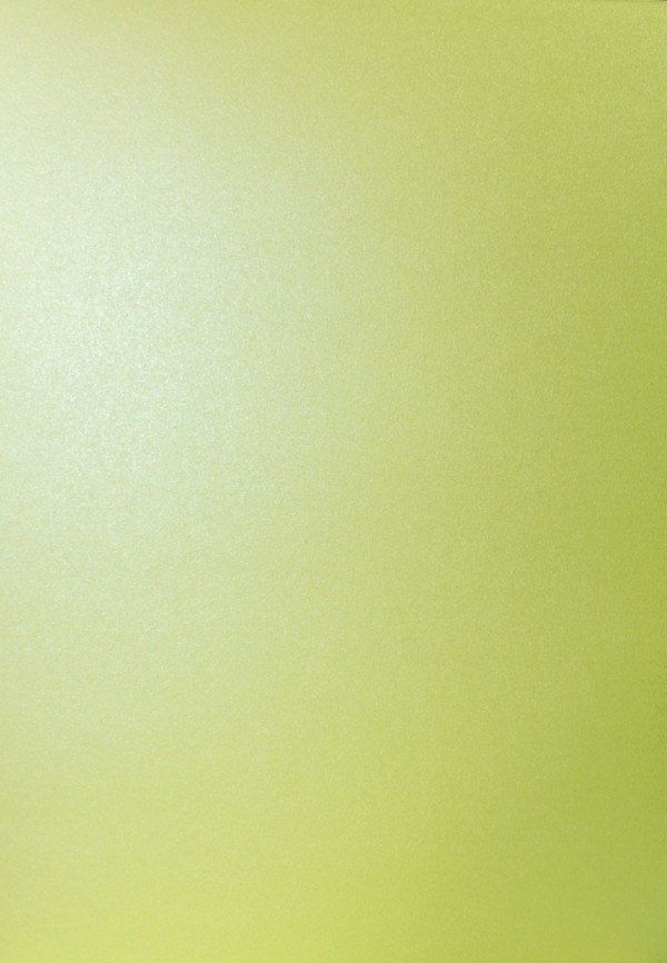 Lemon & Lime Pearlescent Paper