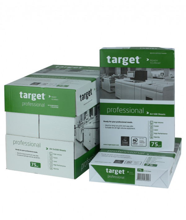 Target Professional 75gsm Box & Ream