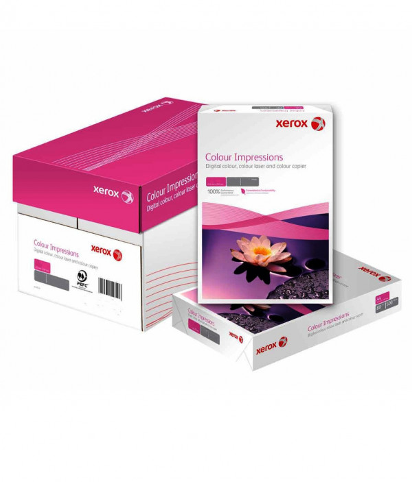 Xerox Colour Impressions Box & Ream