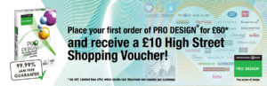 Pro-Design Shopping Voucher
