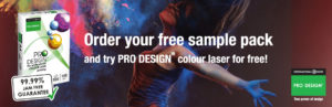 Pro-Design 100gsm Sample Pack