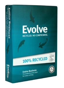 Evolve Business Recycled Printer Paper