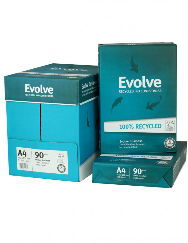 Evolve Recycled Printer Paper