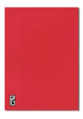 Red Coloured Card