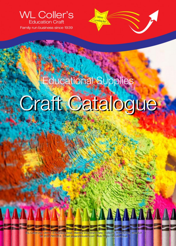 Craft Catalogue Cover