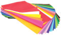 Multi Colour Pack of Tissue Paper 5894-5