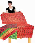 Fruity Splash Mat table-cloths