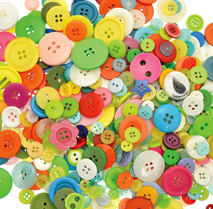 L-BU4510 Button Assortment