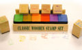 51000-BX-000 Wooden Exercise Book Stamps