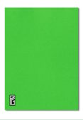 Bright Green Coloured Card