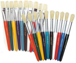 5184 5183 Paint Brushes