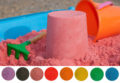 Coloured Play Sand